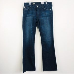 Adriano Goldscmied | Angeline Bootcut Dark Jeans